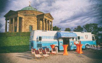 Der Blaue Bus Stuttgart